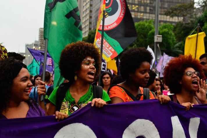 """Seminário Internacional """"Quem são as mulheres das políticas para as mulheres?"""
