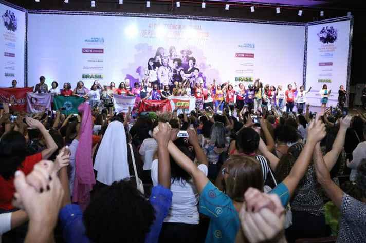 4ª Conferência Nacional de Política para Mulheres, em 2016, Brasília (DF)