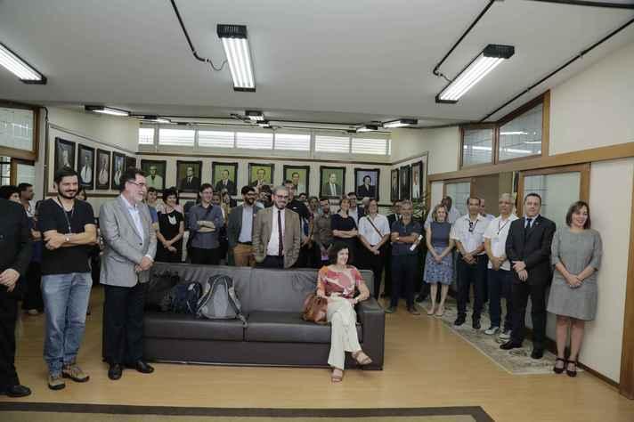 Homenagem reuniu parlamentares, dirigentes e coordenadores dos projetos beneficiados