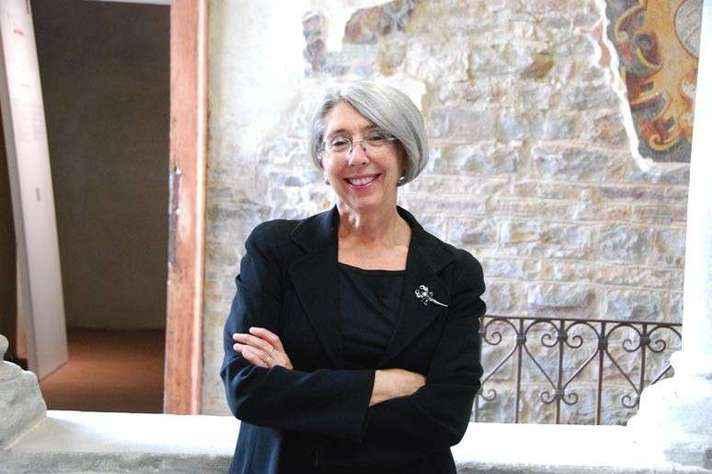Maria Muzzarelli pesquisa história da cultura