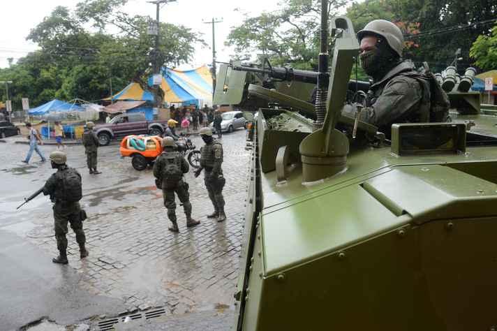 Forças Armadas no Rio de Janeiro