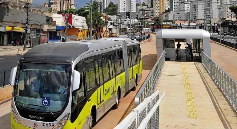 Reajuste da passagem de ônibus em BH é de 11%