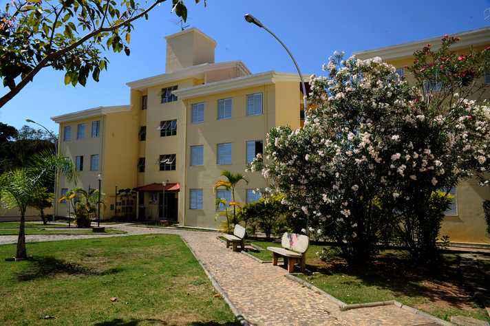 Moradia Universitária Ouro Preto I, em Belo Horizonte