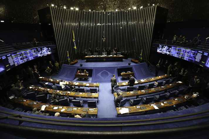 Senado Federal é uma das casas que compõem o Congresso Nacional Brasileiro