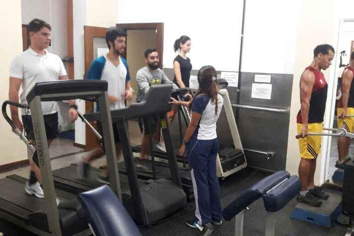 Laboratório promove atividades físicas para a comunidade do campus Saúde