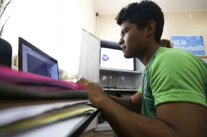 Custo Aluno Qualidade Inicial (CAQi) prevê que todas as escolas tenham laboratórios de informática