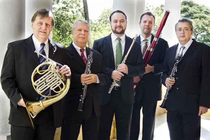 Quinteto Villa-Lobos: divulgação da música de câmara brasileira