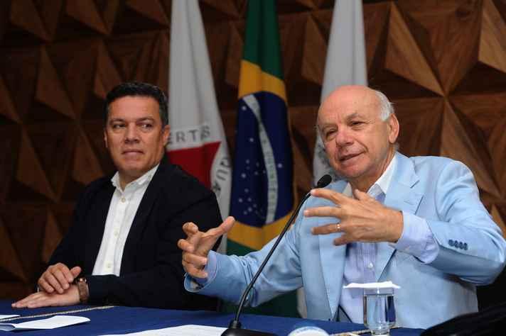 Jamil. com Jayme Ramírez: alunos devem aproveitar ao máximo as oportunidades