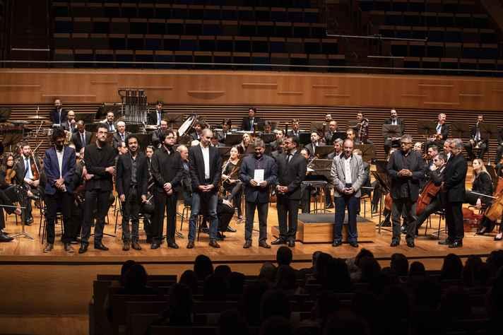 Filarmônica apresenta obras inéditas de novos compositores eruditos no Festival Tinta Fresca