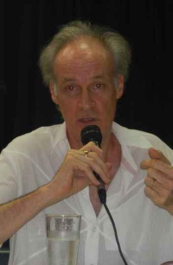 Stéphane Huchet, professor da Escola de Arquitetura