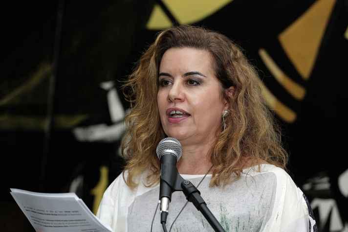 Sandra Goulart Almeida: novos projetos em gestação