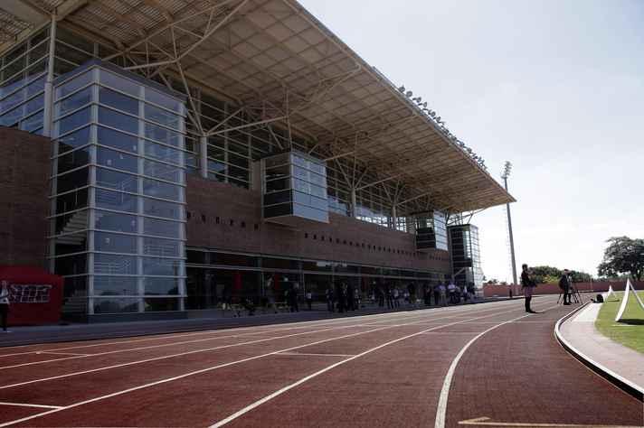 Projeto de atletismo do CTE vem sendo desenvolvido há seis anos
