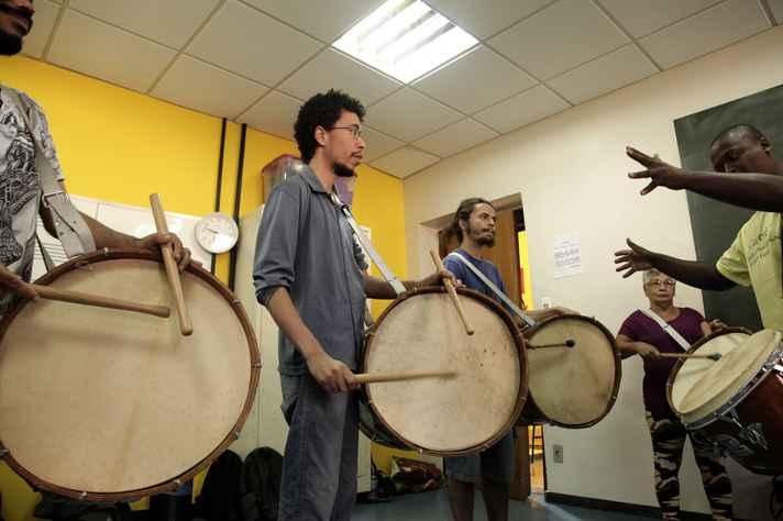 Oficina dá acesso à cultura dessa comunidade quilombola