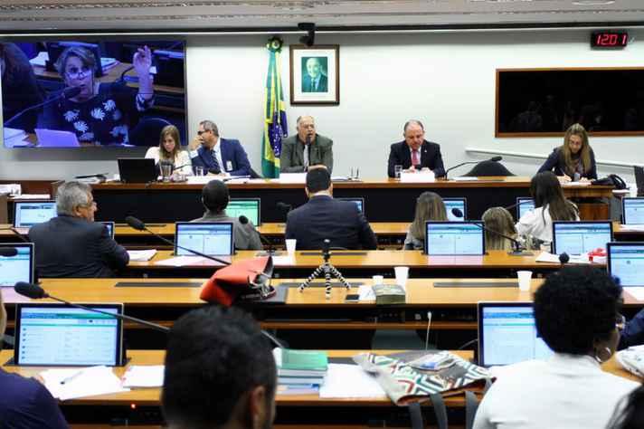 Comissão especial criada para debater o projeto