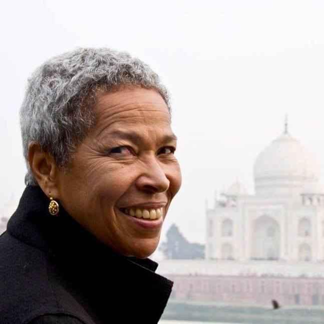 Sheila S Walker, diretora da ONG Afrodiáspora