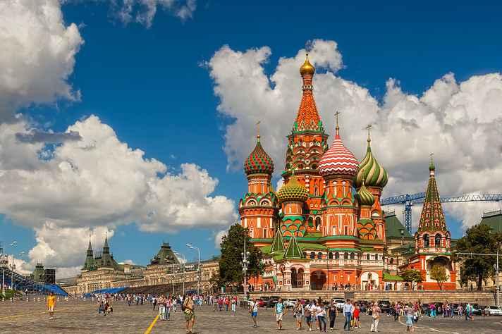 Russia - Quais são as principais características do país-sede da Copa do Mundo 2018?