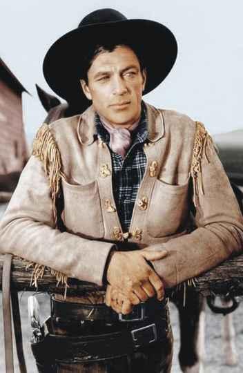 Cole Harden é interpretado por Gary Cooper