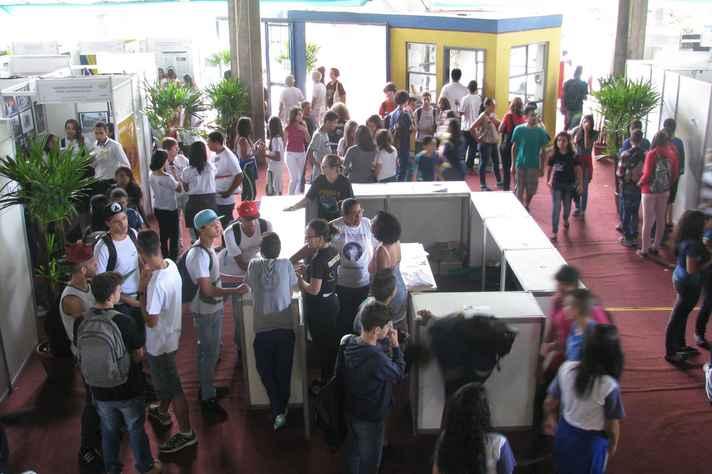 Edição 2015 do evento, que movimenta estudantes de escolas técnicas de todas as regiões brasileiras