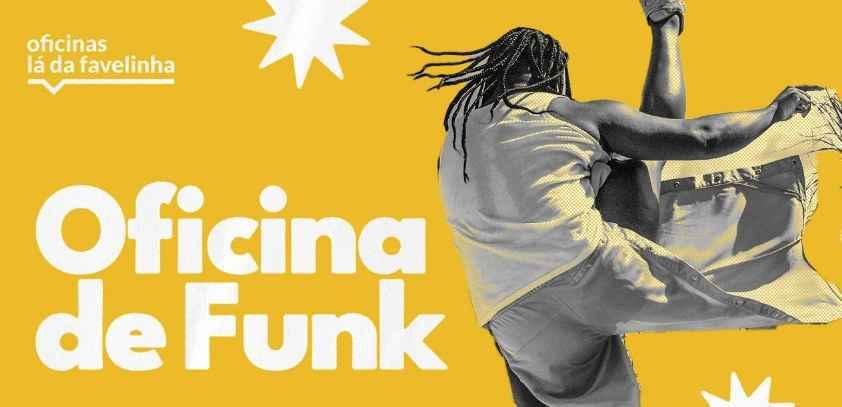Oficina de funk integra a programação do projeto 'Rádio Europa Brega Parque'