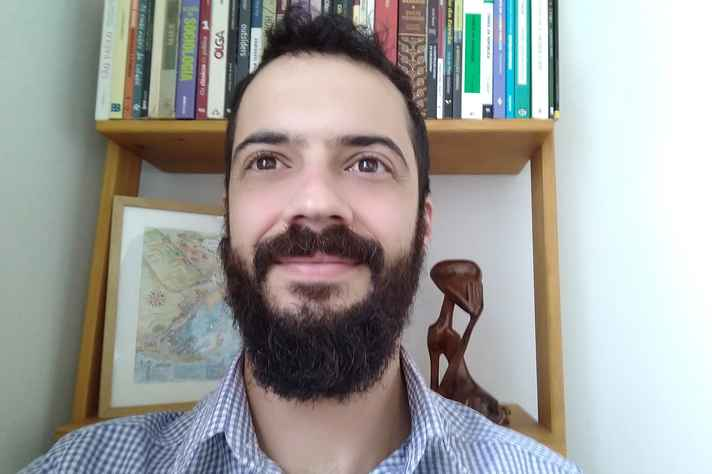 Leonardo Silveira investigou a identificação étnico-racial no Brasil