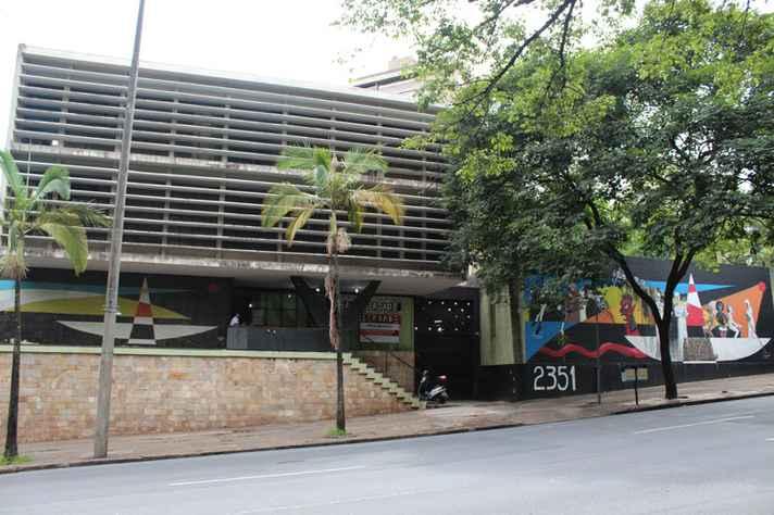 Prédio do antigo Dops, na Avenida Afonso Pena, abrigará o Memorial dos Direitos Humanos.