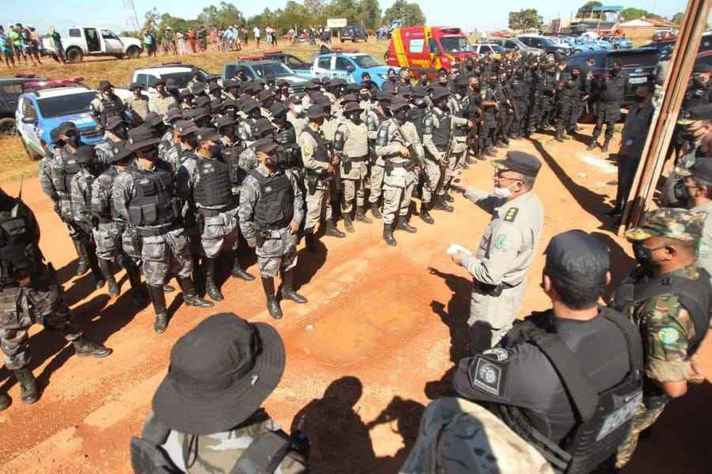 Mais de 19 milhões reais foram investidos na operação de busca a Lázaro Barbosa
