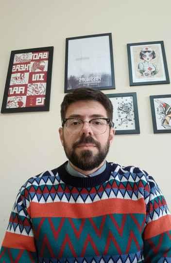O doutor e mestre em educação pela UFMG e presidente da Sociedade Brasileira de História da Psicologia, Rodrigo Lopes Miranda