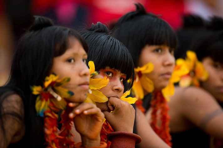 Espaços religiosos de matrizes indígenas e afro-brasileiras em BH