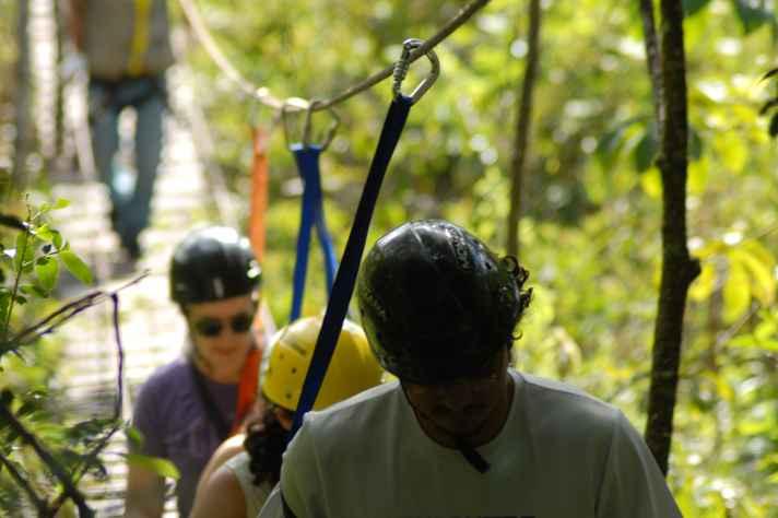 Estação Ecológica programou percursos para adultos e crianças