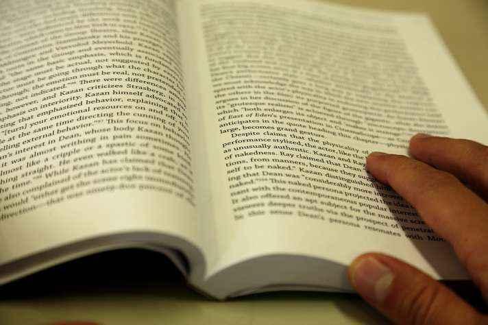 Produção escrita é uma das áreas ofertadas pelo programa