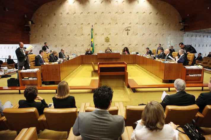 Plenário do STF ainda analisará constitucionalidade do uso da condução coercitiva