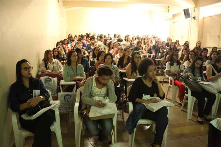 Participantes na edição de 2016 do evento