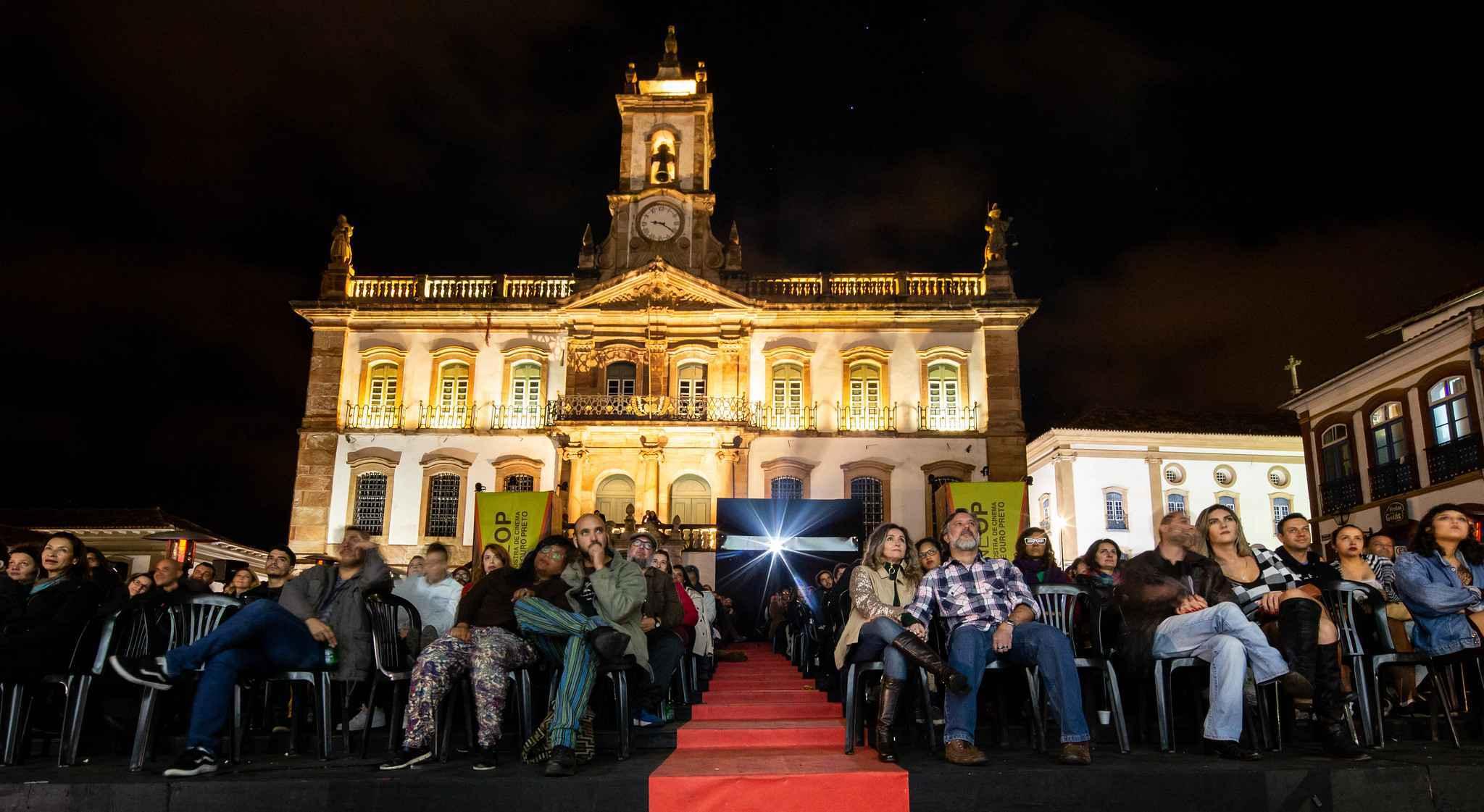 Cidade histórica recebe mais uma edição de mostra de cinema
