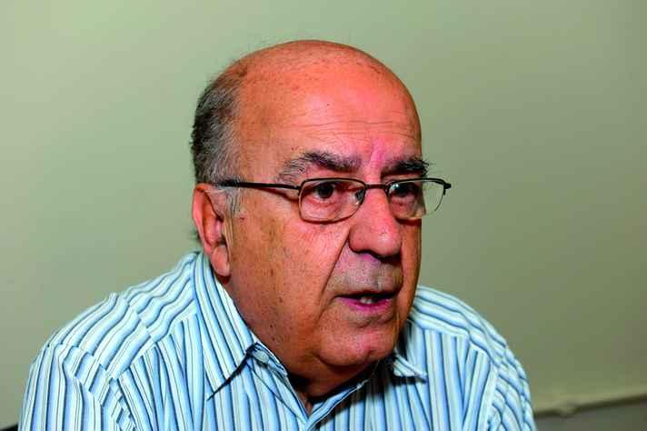 Cid Velloso foi reitor da UFMG na gestão 1986-1990.