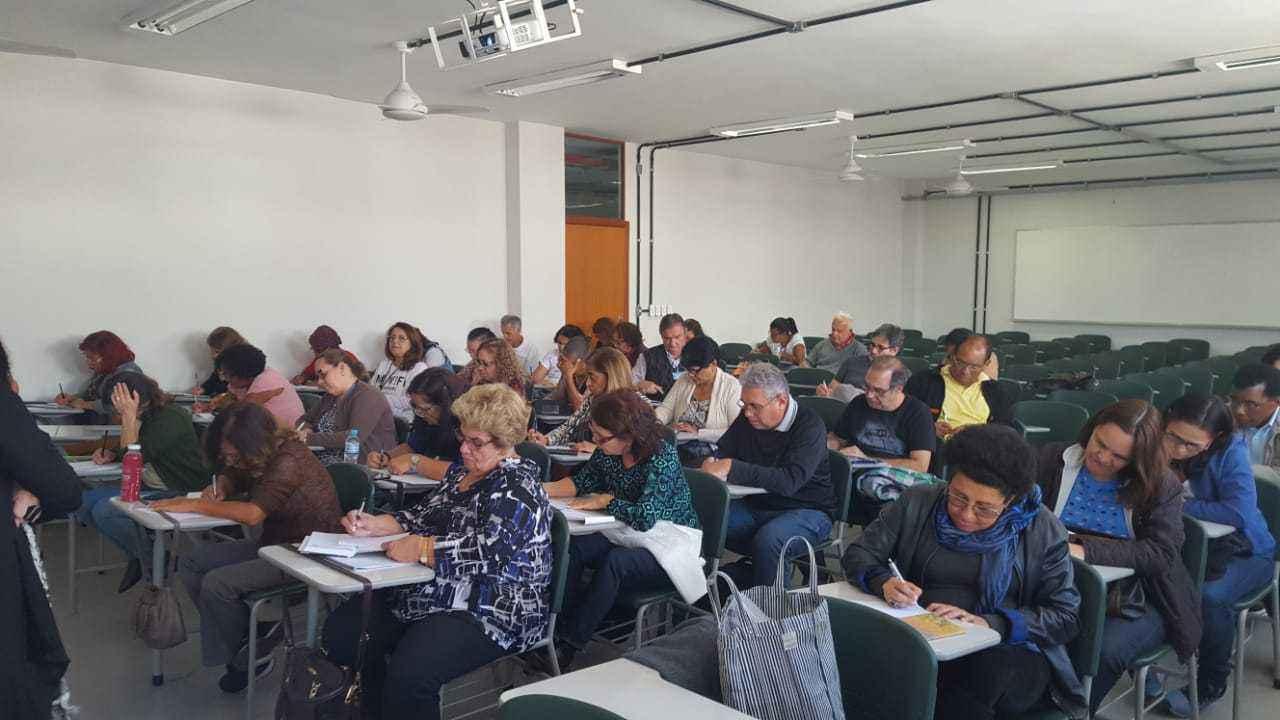 Participantes em edição anterior do programa