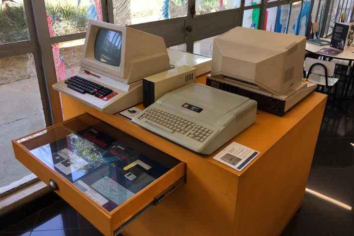Computadores antigos