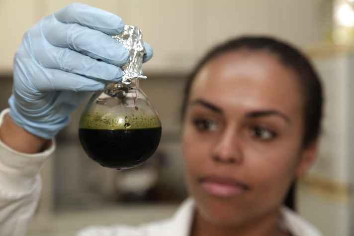Laboratório de Química da UFMG