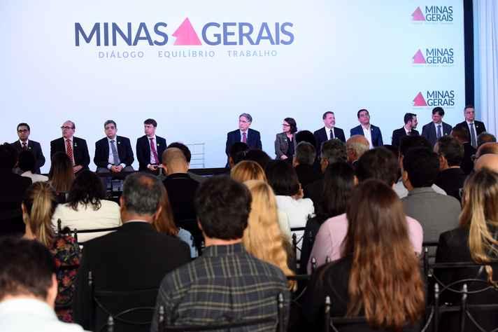 Lançamento do Seed4Science ocorreu no Palácio da Liberdade, em Belo Horizonte
