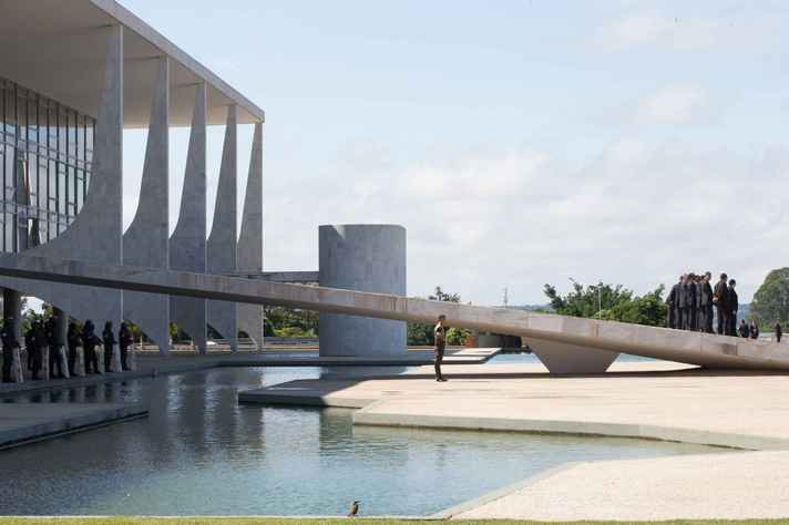 Rampa do Palácio do Planalto