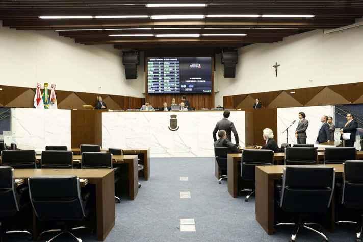 Decisão sobre veto está nas mãos dos vereadores de BH