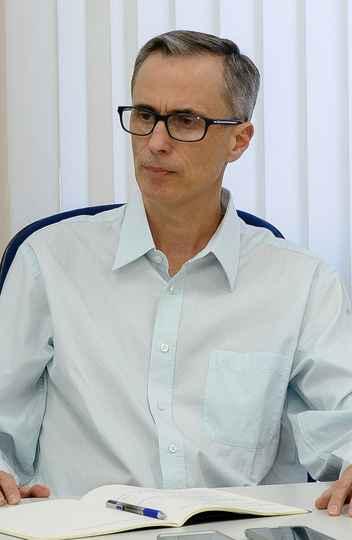 Alessandro Fernandes Moreira, vice-reitor da UFMG
