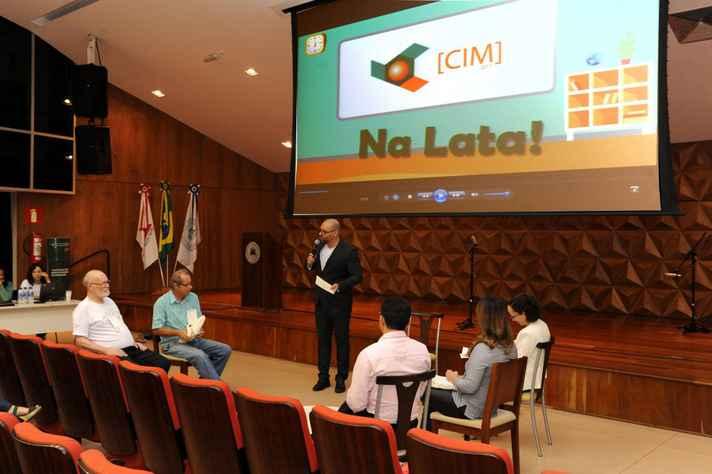3ª edição do Congresso de Inovação e Metodologias no Ensino Superior  aconteceu em 2017