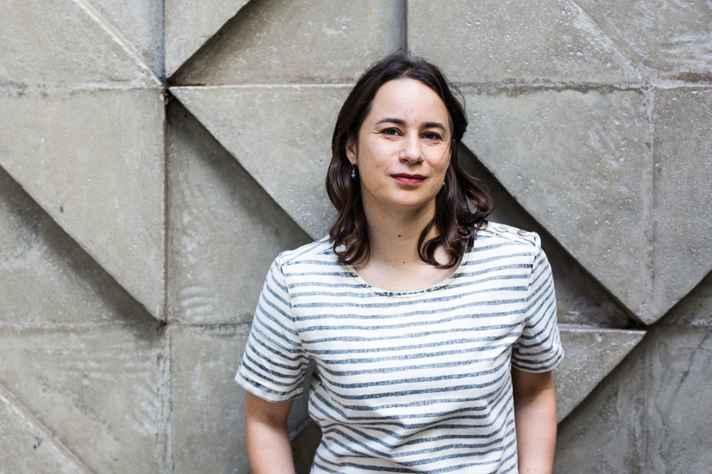 Ana Martins Marques é doutora pela UFMG