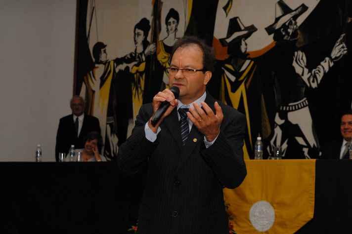 João Valdir é um dos conferencistas da atividade
