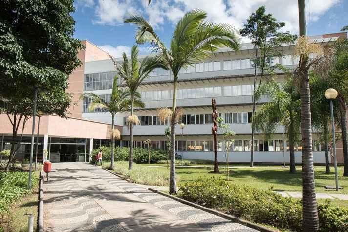 Prédio da Faculdade de Educação, que coordena as atividades dos cursos de licenciatura da UFMG