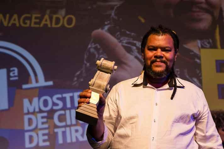 Babu Santana: homenageado na 21ª Mostra de Cinema de Tiradentes