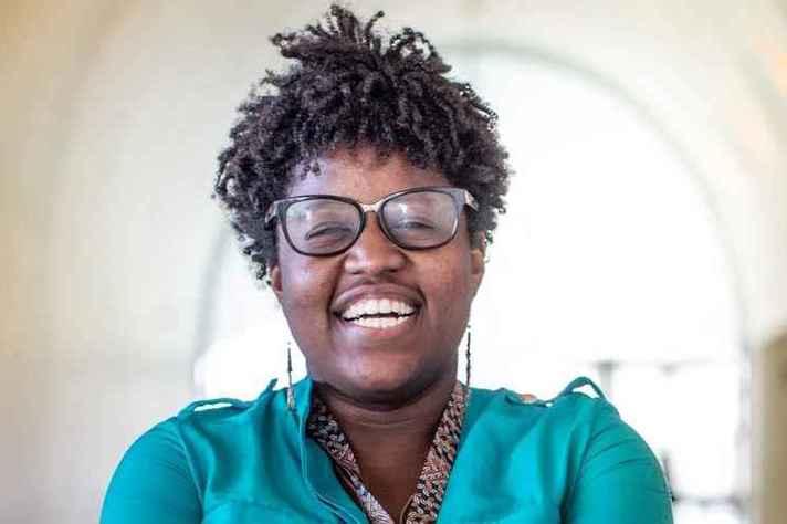 Nina da Hora: educadora, hacker antirracista e estudante de ciência da computação