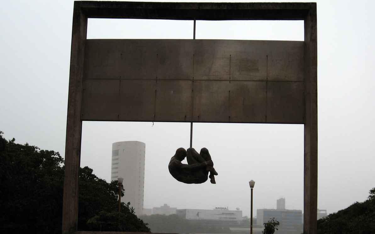 Monumento Tortura nunca mais, em Recife