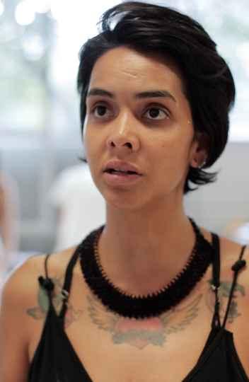 Luara Froed: Surpresa com as possibilidades oferecidas pela oficina