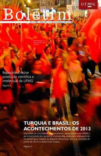 Capa da edição 2.080 (com foto de Nevit Dilmen | CC 3.0)